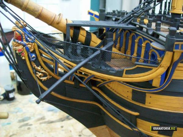 Мастерская Верфь на столе специализируется на изготовлении моделей парусных кораблей.  Большой объем резьбы по дереву...
