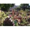Декоративные садово-парковые фигурки,  мельницы,  тележки