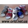 Кожаная ортопедическая обувь