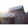 Срочно продам.  дом 6х7,  9сот. ,  Ясногорка,  все удобства,  дом с газом,  заходи и живи,  нов.  крыша;  +жилой флигель