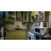 Всвязи с выездом.  3-комнатная хорошая кв-ра,  Соцгород,  5 июля (Лагоды) ,  с евроремонтом,  встр. кухня,  автоном. отопл. ,