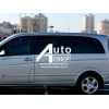 Передний салон,  левое стекло на автомобиль Mercedes-Benz Vito 04-