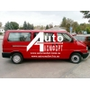 Установка (врезка)  автостекла на автомобиль Volkswagen Transporter Т-4