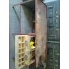 Столярный верстак (железный стол)  + тиски слесарные